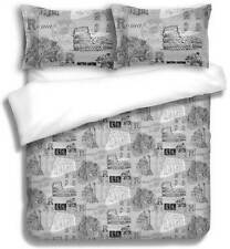 GEORGES Fine Linen ROMA Rome Queen Size Bed Doona | Duvet | Quilt Cover Set NEW