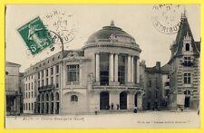 cpa Aquitaine 47 - AGEN (Lot et Garonne) THEÂTRE Municipal et MUSEE