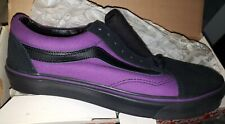 VANS Anaheim Old Skool VAULT purple supreme off the wall 11.5 US 10.5 UK DS irak