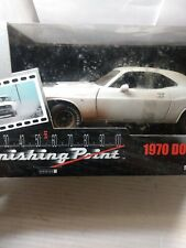 American Muscle 1970 Dodge Challenger RT Vanishing Point 1/18 Scale Road Wear