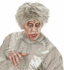 Zombie Horror Wig Grey Carnival Theme Party Men's