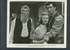 ROCK HUDSON + MARY CASTLE - 1953 THE LAWLESS BREED - WESTERN BY RAOUL WALSH