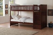 Cherry Bunk Kids Teens Bedroom Furniture Ebay