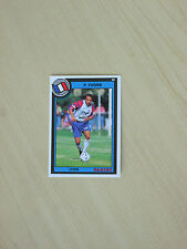 Carte official football cards panini 1993  FUGIER  OL LYON  O. LYONNAIS