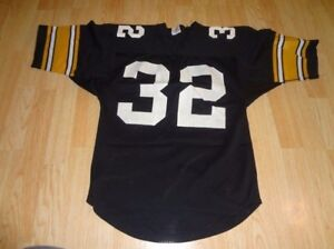 Men's Pittsburgh Steelers #32 Franco Harris S Jersey Vintage Jersey