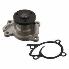 Water Pump Inc Gasket Fits Nissan Juke Micra Note Qashqai Tiida Smart Febi 37195