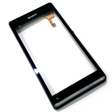100% Genuine Sony Xperia SP front+digitizer touch screen C5303 glass Black