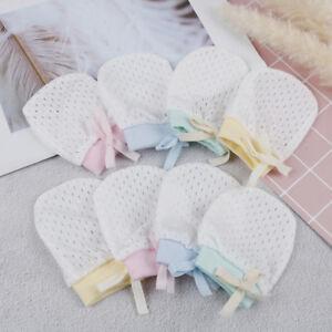 1pair newborn baby mittens baby cotton anti scoring gloves boygirlaccessorie.BI
