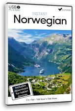 Eurotalk Instantáneo Noruego - 2 Producto Set - USB y Talk Now Tableta Descarga