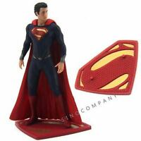 New DC UNIVERSE Super Man of Steel 4 1/2 inches action Figure xmas gifts FK288