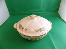 Alfred Meakin Floral Vegetable Tureen with Lid