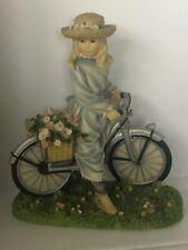 the leonardo collection christine haworth. The Bicycle Ride