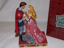 Walt Disney Collectible Aurora Finding True Love Jim Shore Figure with Box
