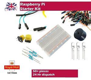 GPIO Electronic Starter Kit  for Raspberry Pi Compatible WITH CamJam EduKit #1