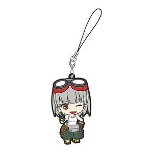 God Eater Mascot Swing PVC Keychain Strap Charm ~ Rikka Licca Kusunoki @97073