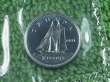CANADA   10 Cents   1971    MINT  SET  UNC  *