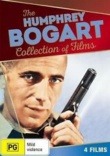 Humphrey Bogart Collection (DVD, 2016, 4-Disc Set) (Region 4) Aussie Release
