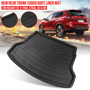 Rear Trunk Cargo Boot Liner Tray Mat For Nissan X-Trail XTrail T32 2014-2021 NEW