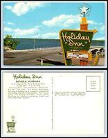 ALABAMA Postcard - Eufaula, Holiday Inn P20