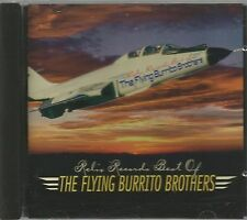 THE FLYING BURRITO BROTHERS   -   BEST OF....   /    IMPORT.   GRAM PARSONS.