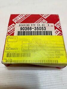 Toyota Landcruiser Rear Output Shaft Rear Bearing OEM 90366-35053 New Old Stock