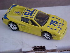 Hot Wheels Yellow Ferrari Testarossa Mattel Toy Club