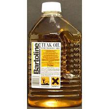 Bartoline l'huile de teck 2L