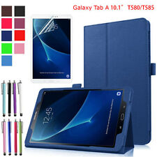 Premium Leather Case Cover for Samsung Galaxy Tab A  E S3 Tablet Auto Sleep/Wake