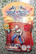 ACTION FIGURE Biker Mice from Mars VINNIE - MISB MOC