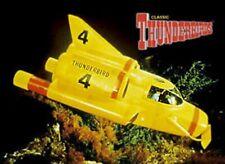 Thunderbird 4 steel fridge magnet (sd) REDUCED