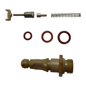 Miele CVA 620 Kit Auslaufstutzen Ausgangsventil Supportventil Ventil ANLEITUNG