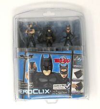 HeroClix TabApp The Dark Knight Rises - DC Comics Batman, Catwoman and Bane