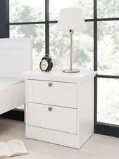 Tables de chevet et rangements avec 2 tiroirs pour la maison