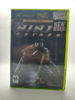 Xbox Ninja Gaiden (Video Game) Microsoft Complete with Instructions