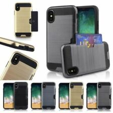 Metal Mobile Phone Fitted Cases/Skins for iPhone X