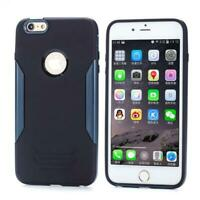 SHOCKPROOF DUAL LAYER HYBRID CASE REINFORCED TPU COVER W Q9K for iPhone 6 Plus