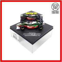 Formula 1 Bas Leinders Dallara F398 Arohipel Car Diecast Model Toy F1 by Onyx