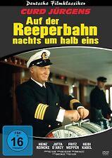 Auf der Reeperbahn nachts um halb eins - Curd Jürgens - Filmjuwelen/Dynasty DVD
