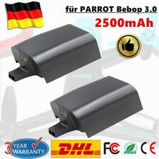 DE DHL 2500mAh 11.1V Akku Für Parrot Bebop 3.0 Drohne Quadcopter Hubschrauber