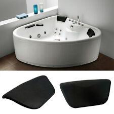 UK Pillow Bathtub Head Rest Spa Neck Cushion  Support Back Tub Holde Bathroom