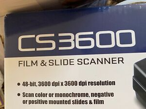 35mm negative film slide scanner
