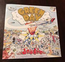 BILLIE JOE ARMSTRONG Signed GREEN DAY DOOKIE Album Vinyl JSA/COA T89384