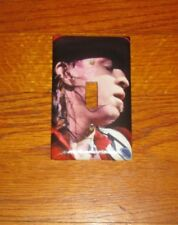 Stevie Ray Vaughan Srv Rock Blues Legend Light Switch Cover Plate