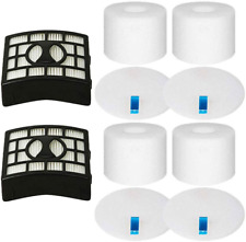 6 Pack Filters For Shark Rotator DuoClean Powered Lift Away NV803 UV810 NV800W