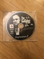 The Godfather: The Game (Sony PlayStation 2, 2006) PS2 Disc Only
