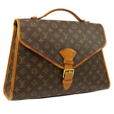 LOUIS VUITTON BEVERLY 2WAY BUSINESS HAND BAG MONOGRAM M51120 AUTHENTIC ud A52663