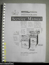 SEEBURG DS100 DS160 Service Manual, Juke Box