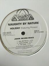 Naughty By Nature Featuring Phiness – Holiday (Jason Nevins Mixes)