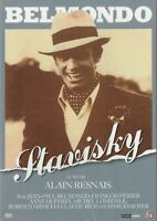 DVD Stavisky Alain Resnais Occasion