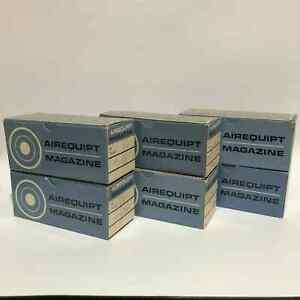 Airequipt Slide Projector Cartridge / Magazine, 36 Slide Capacity, Lot of 6